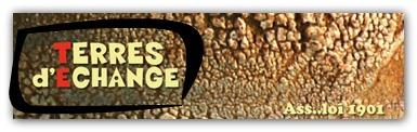 Terres d'échange Logo